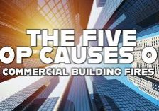 Business-The-Five-Top-Causes-OF-Commercial-Building-Fires